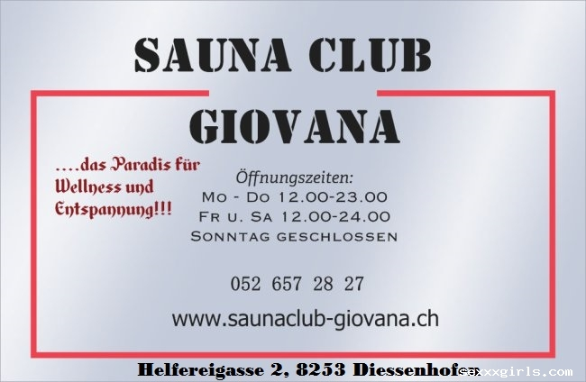 Sauna Club Giovana